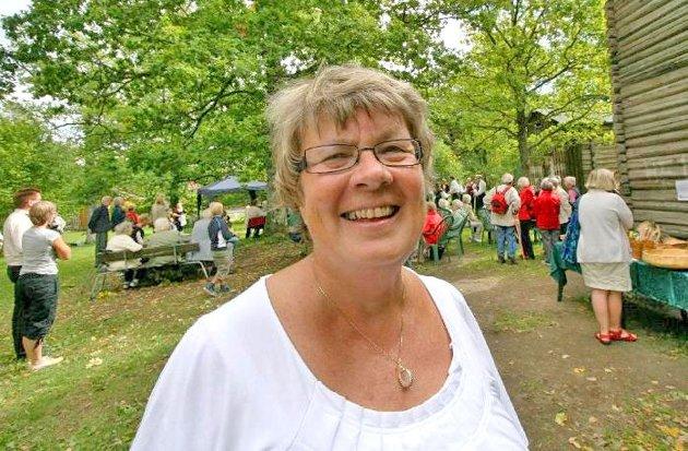 SKRYTER AV STUDENTENE: Studentene i Ås oppfører seg bra, skriver Anne Birgit Bævre som bor i nærheten av studentbyen Pentagon i Ås.