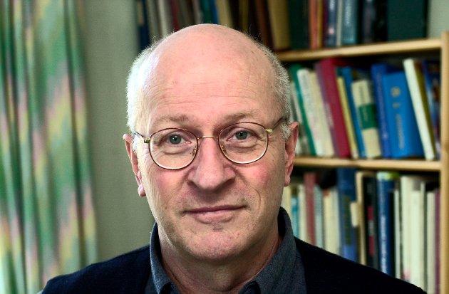 Psykolog Finn Løvfold.