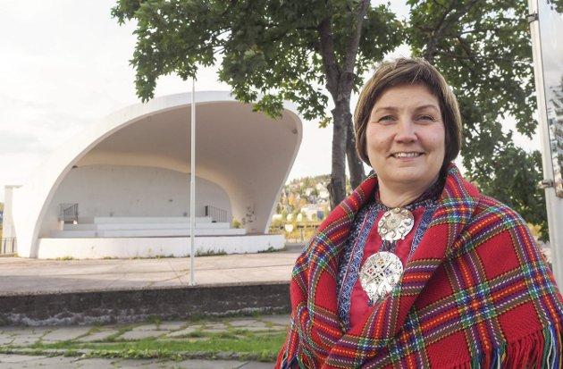 HAR OPPNÅDD MYE: Sametingspresident Aili Keskitalo