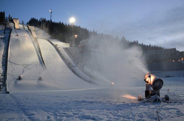 Krise: Norges Skiforbund har satte seg selv i en krisesituasjon, og etterlatt inntrykk er skrøpelig.