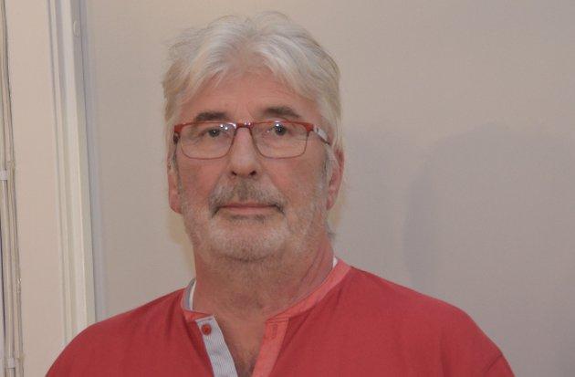 Øyvind Olsen (SV)