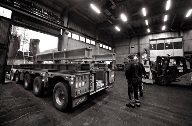 SLUTT: 1. januar 2018 er det slutt for Kongsberg Automotives fabrikk i Rollag.