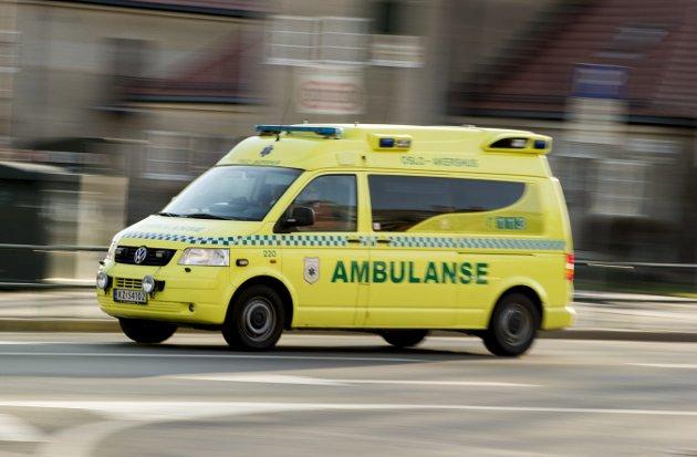 Tilgjengelig: – Ambulansetjenesten er en ufattelig viktig del av akuttilbudet utenfor sykehus, skriver Kjersti Toppe.