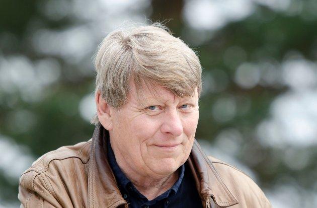 LOKALPOLITIKER: Erik Hollie har rykket opp fra vara til fast medlem for Rødt i Nordstrand bydelsutvalg.