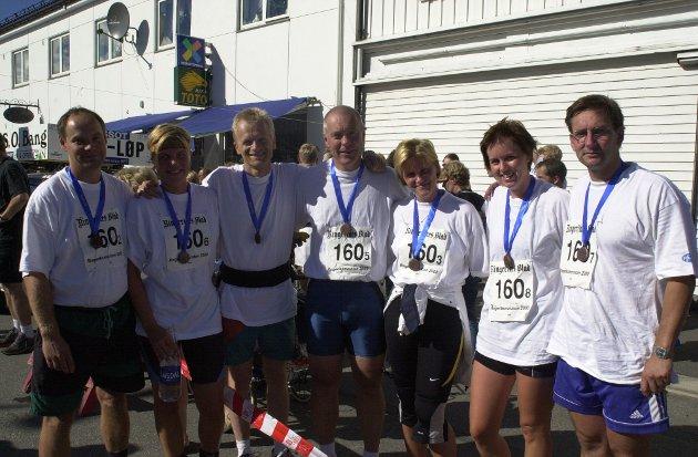 Ringerike Sykehus-Medisin i Ringeriksmaraton