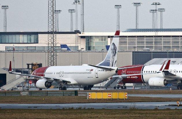 Logikk? OSL, Arlanda og Kastrup (bildet) har omtrent likt passasjergrunnlag. Arlanda vurderer fjerde rullebane, Kastrup vurderer å fjerne sin tredje. OSL kan klare seg lenge med to. Foto: NTB Scanpix