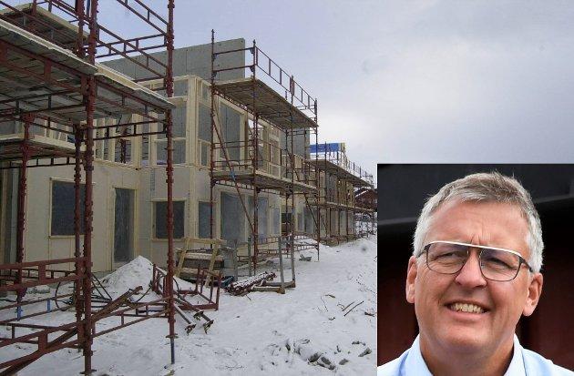 Bolig: – I tillegg til å legge til rette for at flere kan eie egen bolig, ønsker vi i Arbeiderpartiet vil at folk skal bo i hele landet – ikke bare i sentrumsgrytene, skriver Rune Støstad.