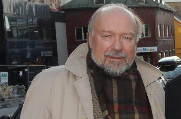 Forfatter Alf R. Jacobsen