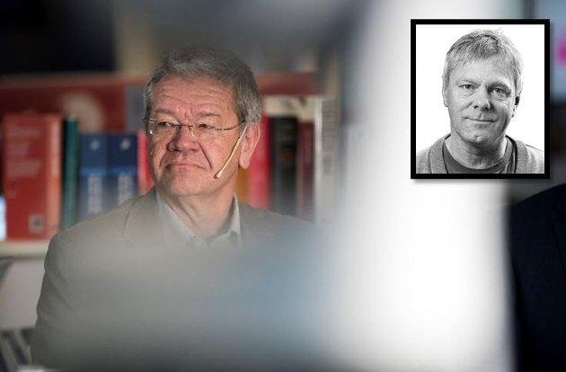 IKKE ALENE: Arne-Christian Mohn er ikke alene om å mangle teft for hva han signaliserer. Men han er ordfører,, skriver vår kommentator Roar Eskild Jacobsen.