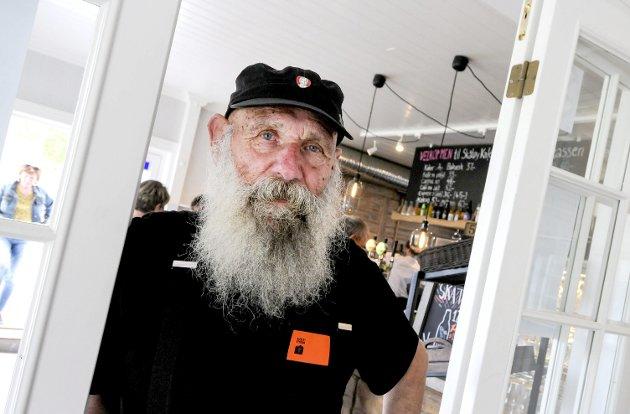 Thore Sveberg.