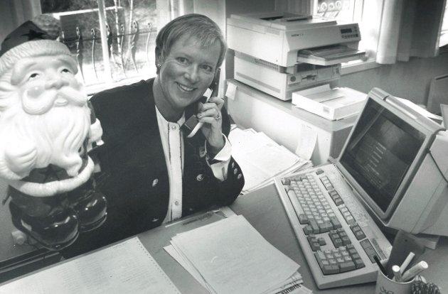 Magnus Gjestegård, 1991. Ellinor Hjorth-Eriksen.
