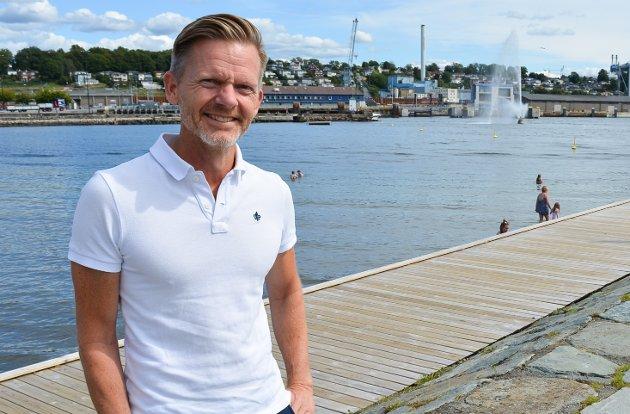 Tage Pettersen, Høyre