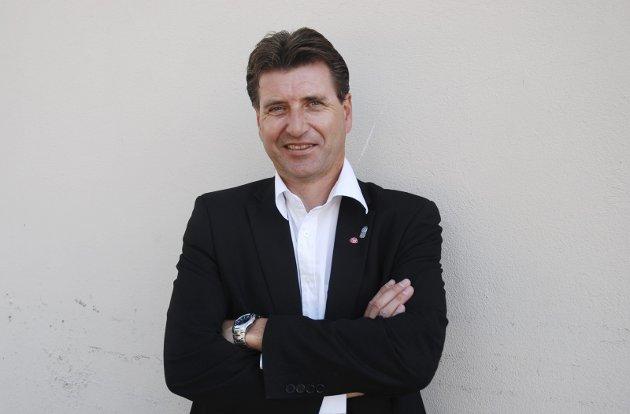 Stein Erik Lauvås, for styret i Østfold Ap