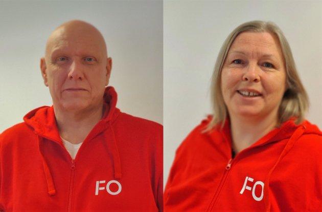 Hver dag jobber sosialarbeidere for å skape et bedre samfunn, skriver Olav Neerland og Åse-Kari Kobbersletten, leder og nestleder i FO Innlandet.