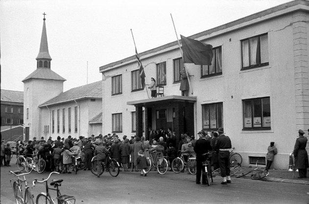 Bodøværing: Bodøværing og historiker Rune Blix Hagen har lest boka om Folkets Hus i Bodø og denne institusjonens første hundre år med begeistring. Arkivfoto: EINAR GARNES
