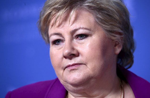 – Statsminister Erna Solberg (H) har i flere spørsmålsrunder svart blant annet «vi vet ikke hvor lenge det varer» eller «vi vet ikke effekten ennå». Det hadde vært fint om flere gjorde som statsministeren, skriver Filip Rygg. Foto: NTB / Scanpix