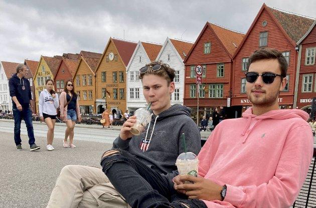 Anders og Kristian fra Jølster