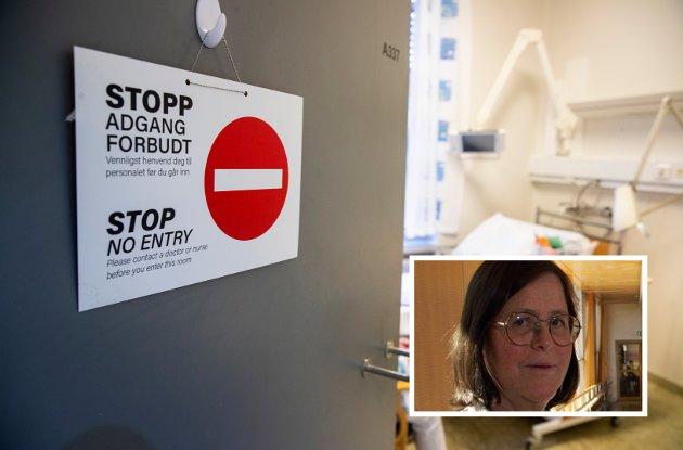 Helsemyndighetene må raskest mulig ruste opp diagnostikk- og behandlingstilbudet til korona pasientene med blant annet tilbud om opptrening og behandling i rekonvalesensfasen, samt psykiatrisk tilbud, som for eksempel opptrappe rehabilitering for lungesyke ved Granheim Lungesykehus i Oppland, skriver Bjørg Marit Andersen, professor dr. med, tidligere smittevernoverlege ved OUS-Ullevål.
