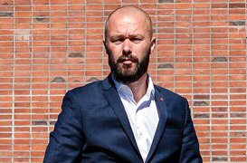 Arve Sigmundstad, gruppeleder i Halden Arbeiderparti
