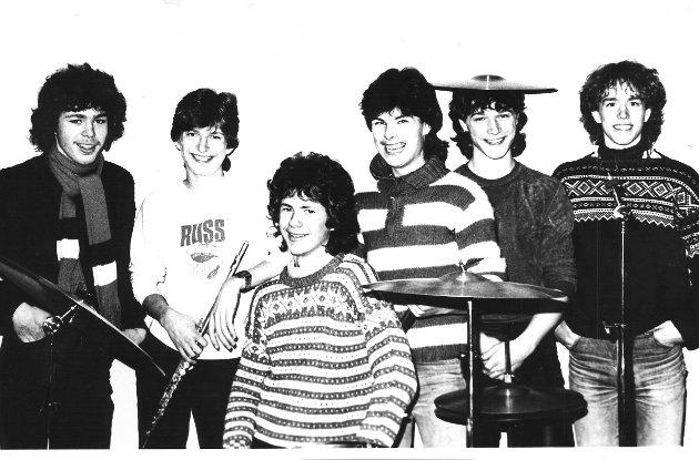 Gruppa Terrorbalanse i 1983.
