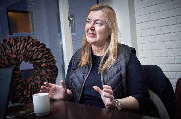 HYLLER KVINNENE: Stortingsrepresentant Elin R. Agdestein i Trøndelag Høyre.