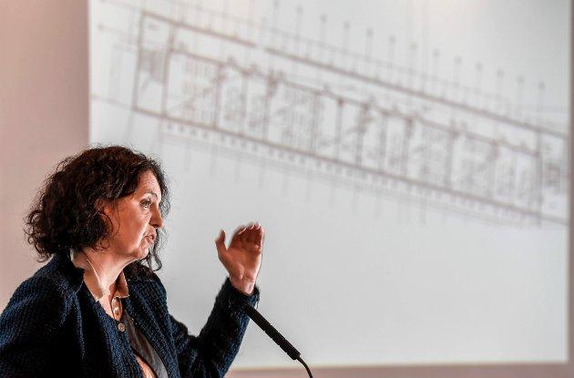 Kommunaldirektør Lillian Nærem informerte om overforbruket hos RAVO.