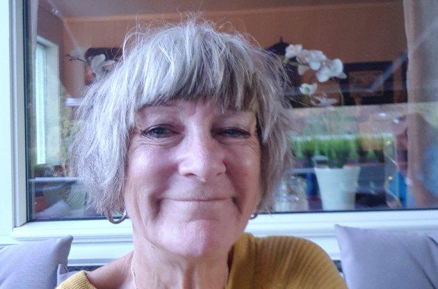 SVEISEN: Journalist Anne Gro Christensen