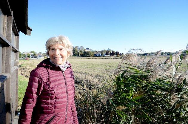 «Du har alltid sloss for naturen», skriver Grethe Danielsen i minneordet om Aud Christensen.