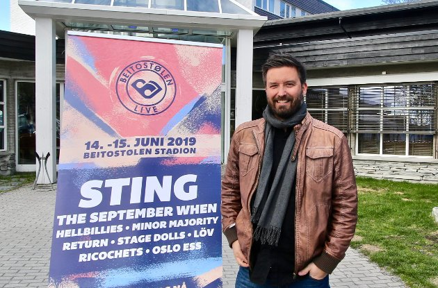 Beitostølen: - Trolig er Øystre Slidre kommune den eneste kommunen i Norge som ikke backer sin egen festival økonomisk, sier Atle Dalen.