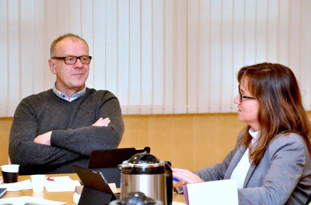 IKKJE IMPONERT: Bjørn Laugaland er ikkje samd med Irene Heng Lauvsnes i at dagens regjering har sikra Ryfylke betre vegar.