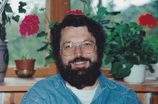 Johnny på Shantibu i Tronsvanglia 1993. Foto: BP.