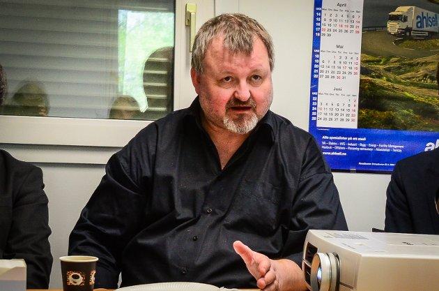 EIER GRUNNEN: SiÅs benytter grunn som NMBU eier når nye studentboliger bygges, skriver Einride Berg som er direktør for Studentsamskipnaden i Ås (SiÅs).