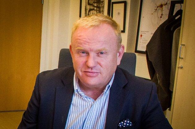 VIL IKKE ENDRE  REGLER FOR STEMMERETT: Kjetil Barfelt (FrP)