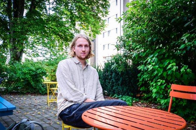 Alexander Nilsson, kommunestyrerepresentant Rødt Ås