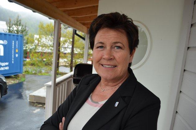 Stortingsrepresentant Ingunn Foss (H).