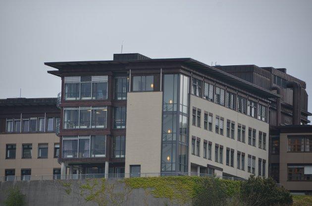 *** Local Caption *** sykehuset i Flekkefjord