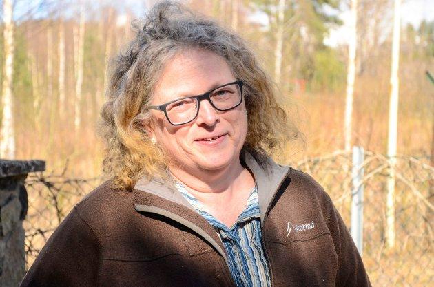 Anita Skretteberg, Modum Høyre