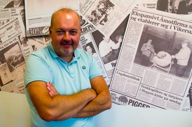 MÅ HA EN PLAN: Nå må de framstå som et parti som peker på nye og spennende muligheter for hvordan kommunen vår styres og driftes, skriver redaktør Knut Bråthen om hva som må til for at Arbeiderparet skal reise seg.