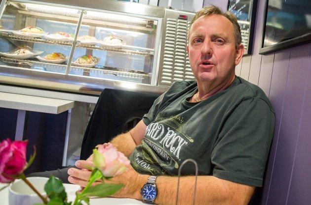 Varaordfører Bjørn Erik Sørli (FrP) i Modum.
