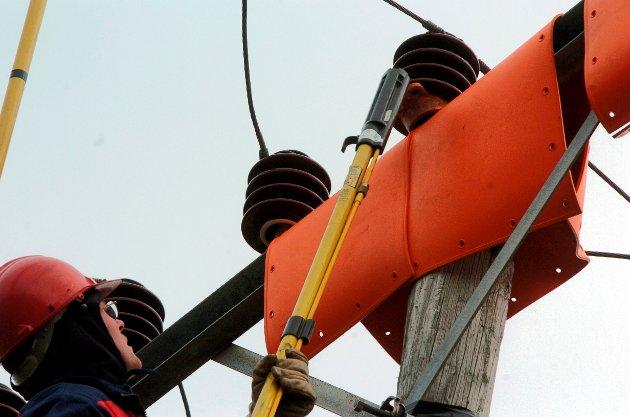 Strømnettet til Hvaler er tidligere utbedret ved at isolatorer er skiftet. Nå vil brevforfatterne har ny tilførsel som jordkabel.