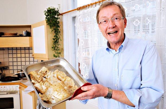 Konsernsjef Sverre Leiro i Norgesgruppen gjorde i 2008 brevforfatter Line Henriette Hjemdal oppmerksom på hvor mye mat butikkjeden kastet.