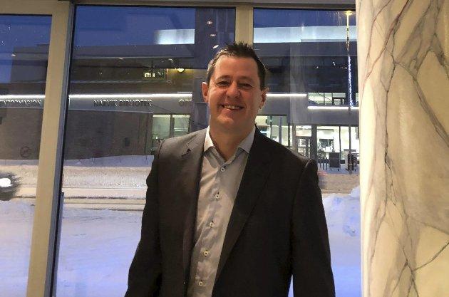 Hva vi trenger: – Knapphetsfaktoren for vår kommune er mennesker og ikke mat, slår Steinar Andre Lund fast i dette leserbrevet. Foto: Privat