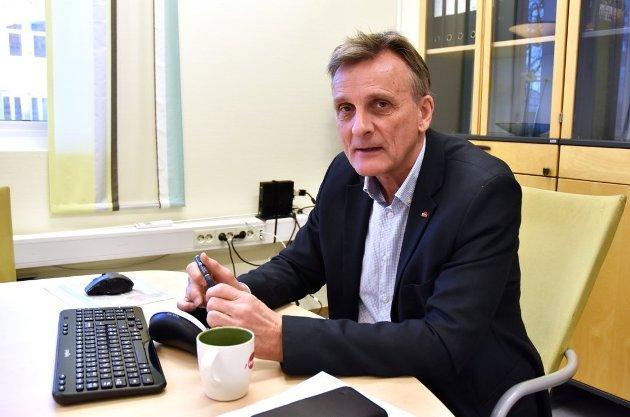 NAV-SJEFEN: Benytt anledningen til å ta utdanning og bygge kompetanse, oppfordrer innsender Terje Tønnessen. Han er Nav-direktør i fylket.