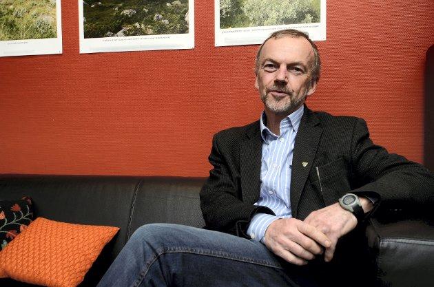 EVALUERING: Flere ting burde vært gjort annerledes, oppsummerer fylkesrådmann Rasmus Olav Vigrestad om store skoleprosjekter.