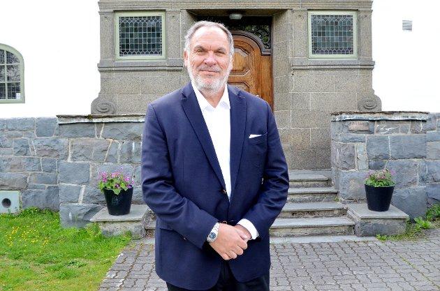 FREDSKONFERANSE: I 2018 skal Alfredo Zamudio og Nansen Fredssenter være vertskap for en internasjonal fredskonferanse. Nå vil også Stortinget og Regjeringen gi ekstra støtte til Nansen fredssenter.