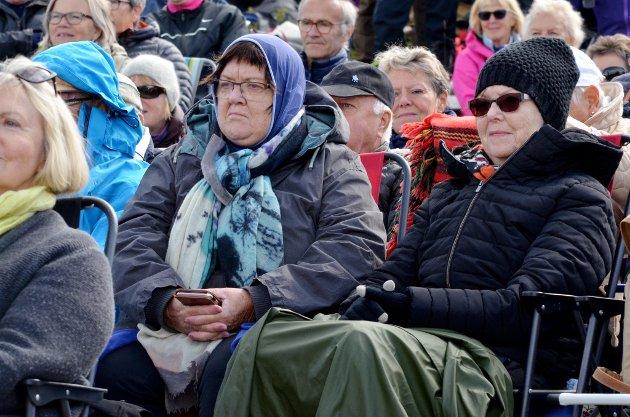 Peer Gynt Høgfjellskonserten 2017 på Kvamsfjellet  Publikum