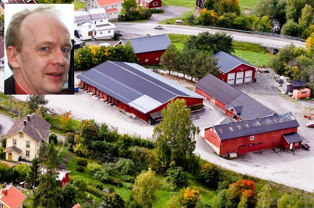Iver Knarud.