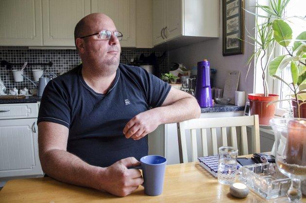 STOLT AV ALLSANG PÅ GRENSEN: Roger Dybedahl. Arkivfoto: Sara Helen Engmo