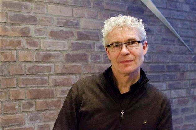 Trond Magne Henriksen, kommunikasjonssjef Finnmark fylkeskommune.