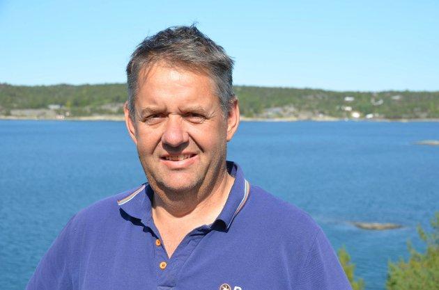 Svein Bjørkkjær, Levangsheia jeger og fiskeforening.
